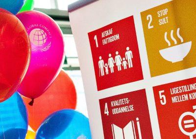 Verdensmålsugen: Vi fejrer verdensmålenes fem-års jubilæum (22.-25.09.2020)