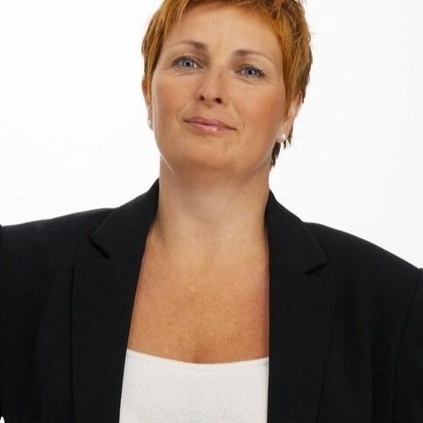 Portrætbillede af Jeanette Dehliz