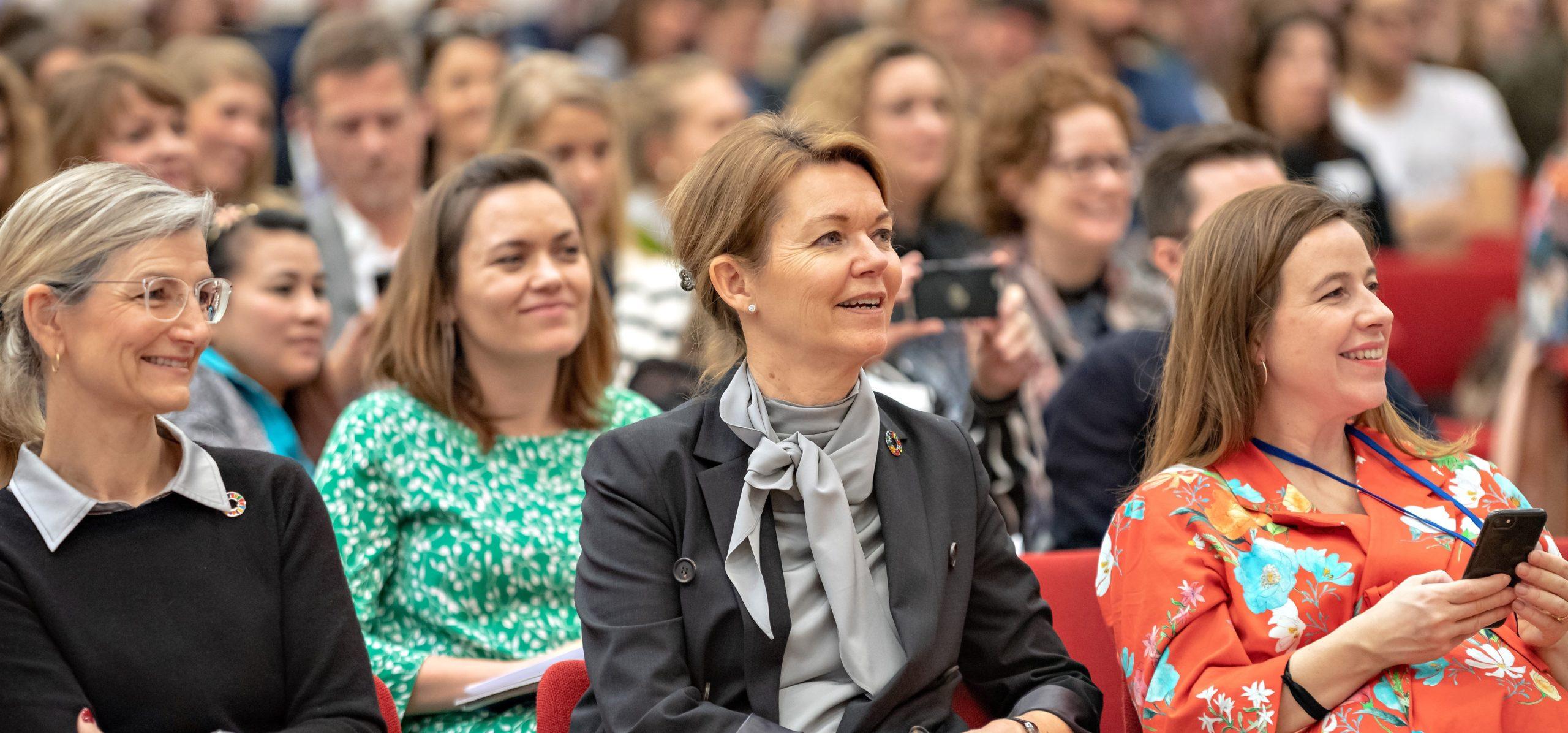 En hyldest til Lise Kingo: Farvel til en leder i særklasse