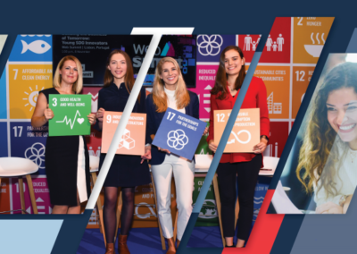 Info meeting: Young SDG Innovators Programme (YSIP) (08.10.2020)