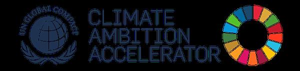 Climate Ambition Accelerator Logo
