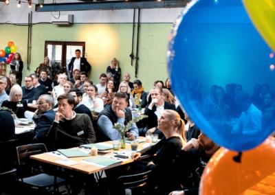 Introduktionsmøde for nye medlemmer (08.12.2021)