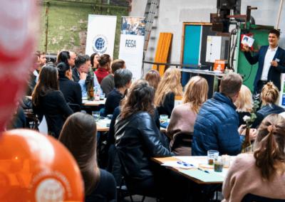 Introduktionsmøde for nye medlemmer (15.09.2021)